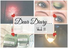 Happy New Year! | Dear Diary Week 37. - Beauty-Blush