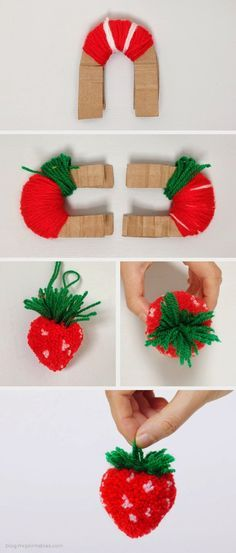 https://www.google.com.ar/search?q=hacer pompones de lana