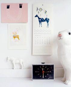 Rabbit lamp love.