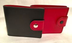 Gorgeous women leather wallets in three colors by AmorCaribe