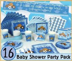 top 5 baby boy shower themes