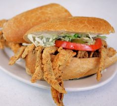 Seasonal Eats: The Soft-Shell Crab Po-Boy @ The Galley, Metairie, LA