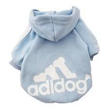 2017 Leisure Autumn Winter Dog Clothes Pets Coats Puppy Adidog Clothes Wholesale and High Quality Cotton Pet Dog Cat Clothing Pet Coats, Small Dog Coats, Small Dogs, Pull Sweat, Cat Sweaters, Dog Jacket, Hoodie Jacket, Pet Puppy, Dog Cat