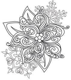 Baroque Noel - Poinsettia_image