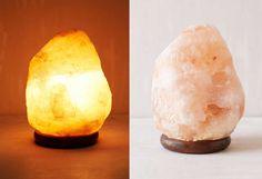 How to Get a Better Night's Sleep: Himalayan Salt Lamp   Money