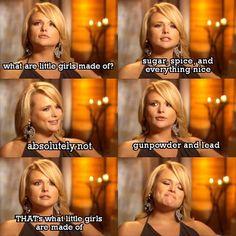 Oh Miranda...