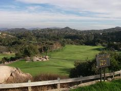 Mt Woodson Golf Club, Ramona, CA. Hidden gem. Tough as nails from the tips.