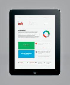 Loft Investments by Lundgren Lindqvist , via Behance