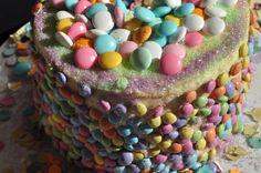 MARDI GRAS - FAT TUESDAY - ULTIMO DI CARNEVALE torta coriandoli - confetti cake - koriandoli torte - konfetti | Flickr - Photo Sharing!