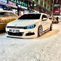 """Scirocco Türkiye   (@sciroccoturkiye) on Instagram: """"@fdn.ahmet  #Vw #volkswagen #hot #rocco #carporn #scirocco #vehicles #drivers #facelift #sportscar…"""""""