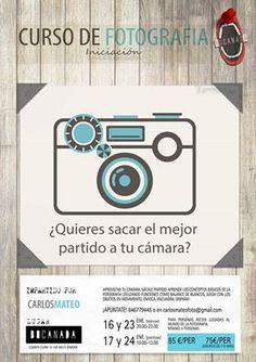 CURSO DE FOTOGRAFÍA (iniciación)  ¿Quieres sacar el mejor partido a tu cámara?  Si eres aficionado a la fotografía, si estas pensando en aprender a manejar tu cámara, o si te han regalado una recientemente, estos son los cursos que buscas.   Próximo curso en Bocanada Creativa Zamora  http://www.carlosmateogarcia.com/#!curso-de-fotografa-en-zamora/c1fis