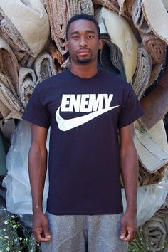 Ekin T-Shirt in Black by #AnotherEnemy http://pict.com/p/BQ3