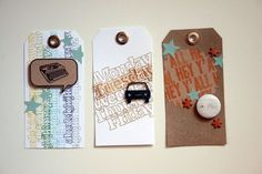 great tags by Kinsey Wilson