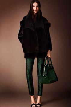 Burberry Prorsum | Pre-Fall 2014 Collection | Style.com