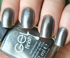 Polish My Nail: Avon - Gel Finish Sterling Order Online www.youravon.com/lthompson5299