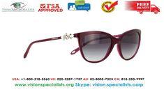Tiffany TF4131HB 81733C Sunglasses Tiffany Sunglasses, Persol, Youtube, Youtubers, Youtube Movies