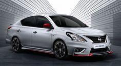 Nissan Almera (Nissan Sunny) NISMO