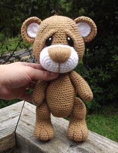 Little Brown Teddy Bear | Craftsy