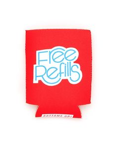 too cold to hold drink sleeve - free refills from ban.do