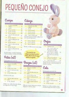 Amigurumi Tutorial Spring Crafts Easter Crochet Patterns Crocheting Patterns Crochet Dolls Knit Crochet Arts And Crafts Diy Crafts Crochet Necklace Diy Crafts Crochet, Diy And Crafts Sewing, Crochet Art, Crochet Dolls, Free Crochet, Easter Crochet Patterns, Crochet Bunny Pattern, Crochet Amigurumi Free Patterns, Crochet Rabbit