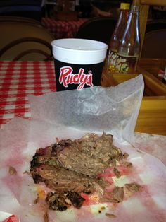 Rudy's BBQ - Austin, TX