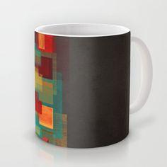 vacancy structure Mug by Viviana González - $16.00