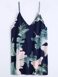 GET $50 NOW | Join Zaful: Get YOUR $50 NOW!http://m.zaful.com/leaves-print-mini-cami-shift-dress-p_287788.html?seid=52c8ovhpnbmca6thskecj08705zf287788