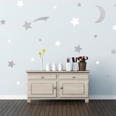 Bringing Home Baby But Bored With Your Walls? Never Fear,nursery Wall  Decalsare Here