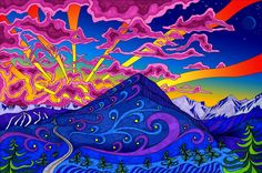 Image result for psychedelic connecting