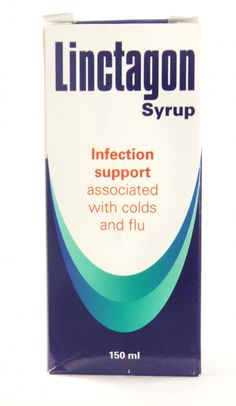 nativa linctagon syrup 150ml infection support