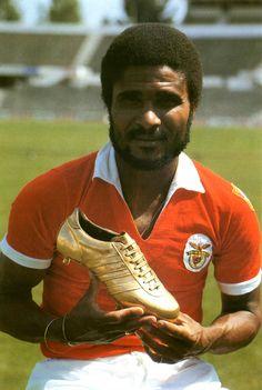 Eusébio: 1960-1975, 440 jogos, 467 golos Bola de Prata: 7 1963/64: 28 1964/65: 28 1965/66: 25 1966/67: 31 1967/68: 42 (Bota de Ouro) 1969/70: 20 1972/73: 40 (Bota de Ouro)