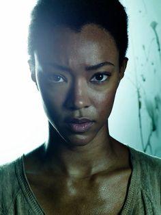 The Walking Dead New Promo Pics for Season 5! Sasha