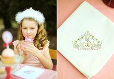 Summer Princess Tea Party