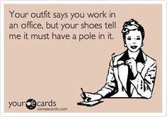 Office Pole   Funny Memes