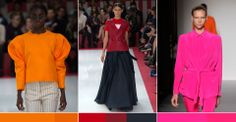 LFW SS2013 Key Color Trends