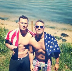 sean avery & andy cohen....