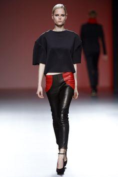 AA de Amaya Arzuaga - Madrid Fashion Week