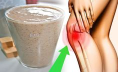 Suffering from knee Arthritis or severe knee pain remedies and guides, how to identify and what to do to treat the ailments effectively. Ligaments And Tendons, Easy Smoothies, Smoothie Recipes, Pineapple Drinks, Knee Arthritis, Jus D'orange, Knee Pain, Hip Pain, Home Remedies