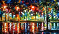Image result for tropical painting