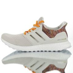 "ADIDAS ZX 500 RM BOOST ""GREY ORANGE"" $59.00 