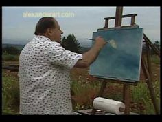 Oil Painting Tips, Tricks, Techniques. Things the other videos don't tell you. Tutorial - YouTube