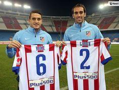Plus500 patrocinará la camiseta del Atlético de Madrid