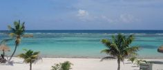 Where to snorkel on your own off the beach in Costa Maya