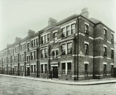 30-35 Ufford Street, Waterloo, 1908 Waterloo Station, London Photos, Old London, Back In Time, Once Upon A Time, Historical Photos, London England, Family History, Old Photos