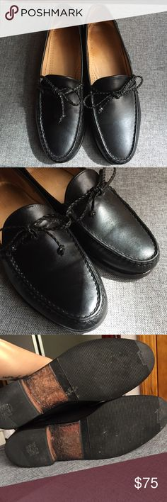 30%OFF BUNDLES Allen Edmonds Colebrook Loafers Size:10 Fit:True to Size. Condition: Pre-loved but there is still lots of life left in them. Scuffed leather on the back and very slightly on the toes as pictured. Material:100% Premium Leather Color:Black 30% off on bundles. I ship same-day from pet/smoke-free home.Buy with confidence.I am a top seller with close to 600 5-star ratings and A LOT of love notes.Check them out! Allen Edmonds Shoes Loafers & Slip-Ons