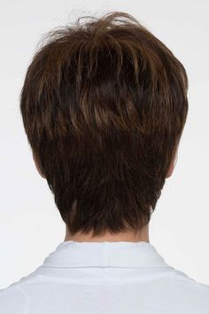 Destiny by Envy Wigs - Human/Heat Friendly Synthetic Hair Blend, Lace Front, Mono Top, Hand Tied Wig Stacked Bob Hairstyles, Latest Short Hairstyles, Cool Hairstyles, Short Hair With Layers, Long Hair Cuts, Hair Affair, Pixie Haircut, Synthetic Hair, New Hair
