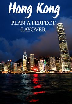 How to plan a perfect Hong Kong layover - If you're en route to Asia and have 6 hours or so to kill at the Hong Kong airport, there's no reason why you can't go into the city, do some sightseeing and grab delicious food in this gateway city via @rtwgirl