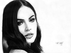 Pencil Portraits by Rebecca Blair