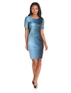 Elie Tahari Womens Carmen Dress