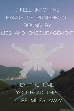 Punishment-Man Overboard